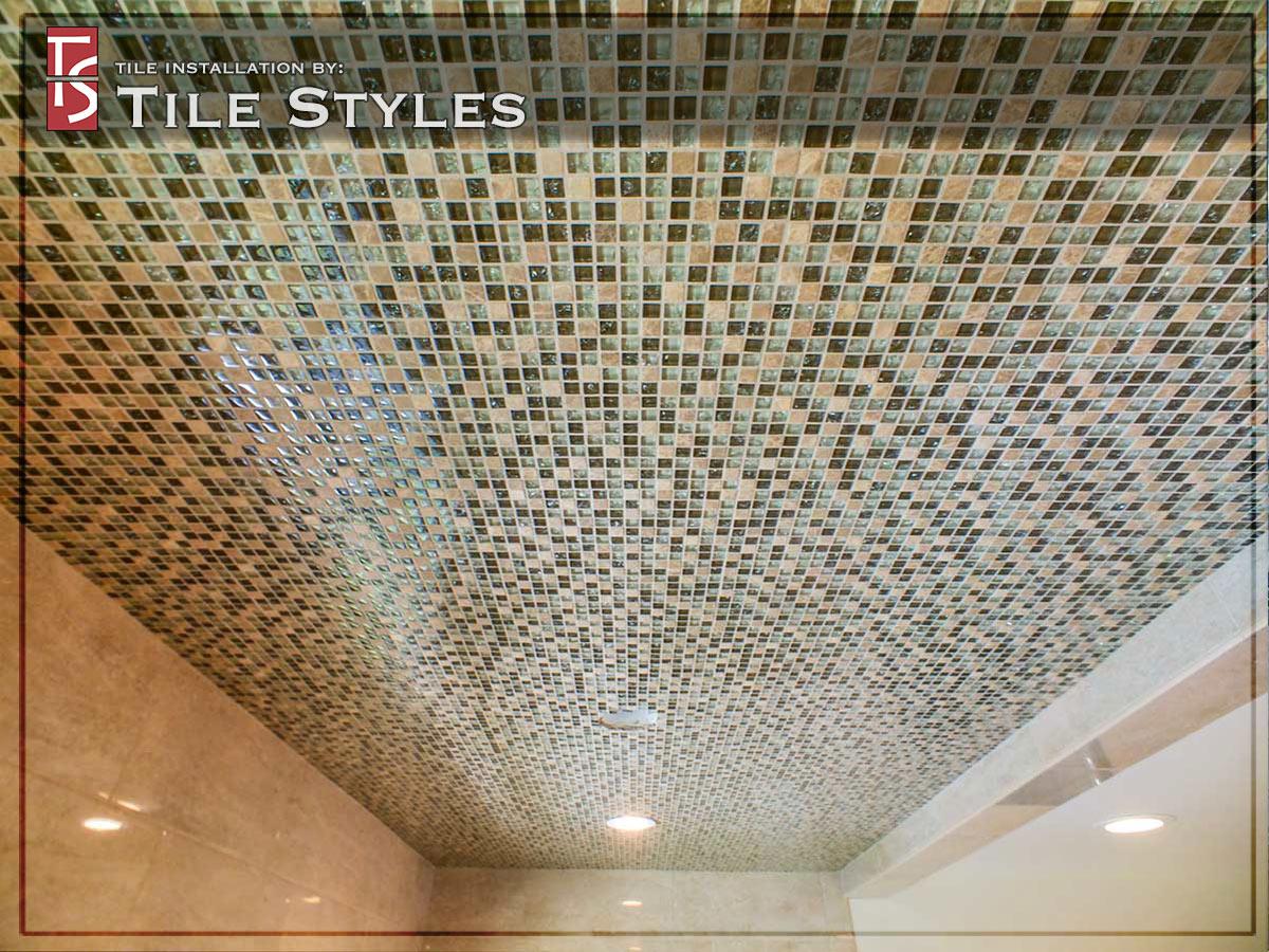 Luxury Residential Master Bathroom - Tile Styles